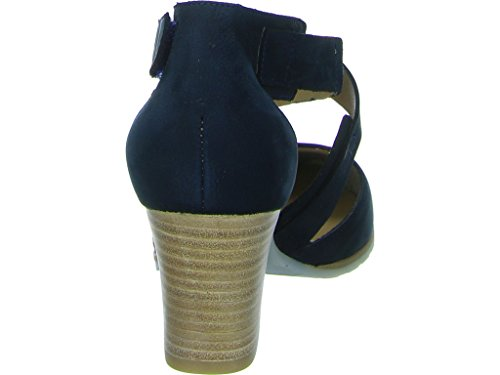 247632 Blau Damen 139762 Perlato 9799 Pumps Blau ZqpYX