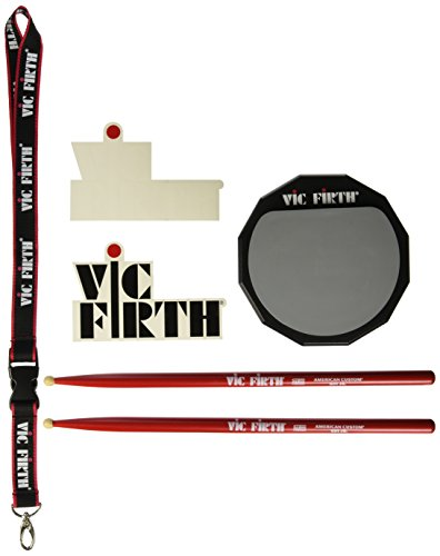 Vic Firth LPAD Launch Pad Pack (Single Pad Sided Practice)