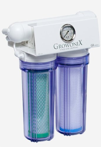 Growonix Reverse Osmosis 150 Gallons Per Day (Day Reverse Osmosis)