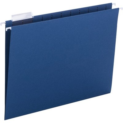 SMD64057 - Smead Colored Hanging Folders with Tabs