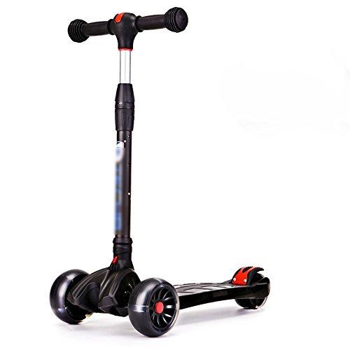 QFFL huabanche Scooter Doblador Scooter para Principiantes ...