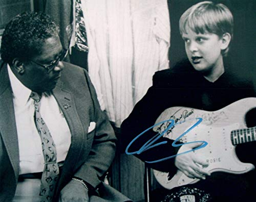 - Joe Bonamassa Signed Autograph 8x10 Photo Blues Rock Guitarist with BB King COA