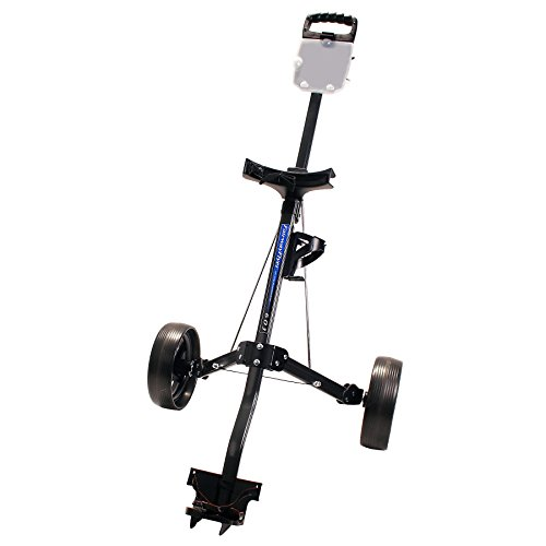 - ProActive Sports Fairway Flyer 603 Golf Push Cart (Charcoal)