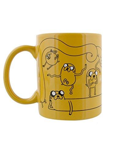 Adventure Time Jake All Over 11 oz. Ceramic Mug
