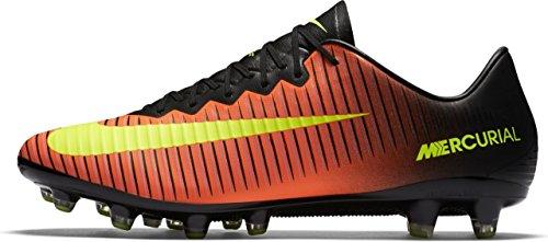 Xi Boots Vapor Football Vlt Men's Ag pnk Blst Total Pro Crimson Nike Naranja Mercurial blk Yt0qww