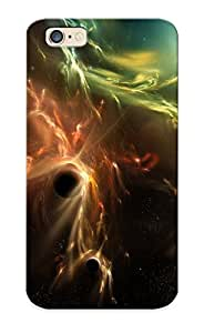 Hot Tpye Nebula And Planets Case Cover For Iphone 6