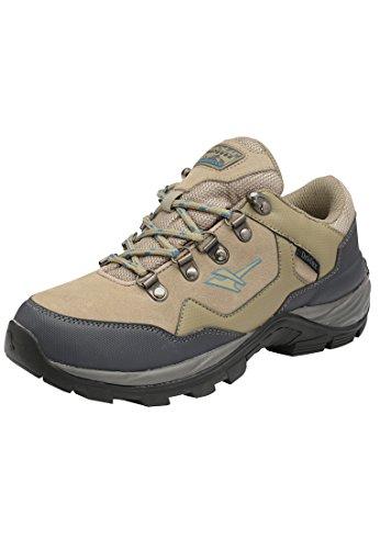 Gola, Stivali da escursionismo donna taupe-grau-grün