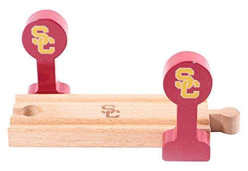 (College Team Trains NCAA USC Trojans Kids Track & Signs, Small)
