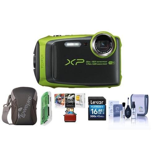 Fujifilm FinePix XP120 16.4MP Digital Camera, 5x Optical Zoo