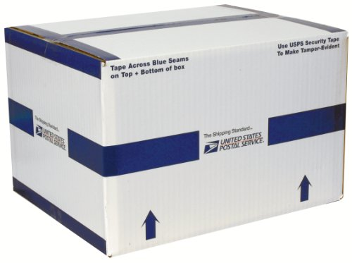 UPC 071980815052, LePage's USPS Security Shipping Carton, 15 x 12 x 10 Inch, White, 1 Carton (81505-25)