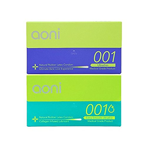 Aoni Condoms Ultrathin Extra Smooth product image
