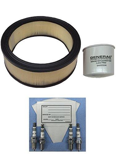 Generac Maintenance Kit, For Liquid-Cooled Series