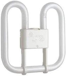 GE Watt-Miser Biax 2D [F282DT5] 28 Watt / GR10q Cap / 840/4-PIN