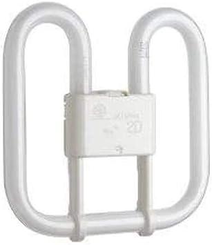 Osram 816937 Cfl Square 28w 835 2d 2 Pin Base Compact Fluorescent Light Bulb Spiral Shaped Compact Fluorescent Bulbs Amazon Com