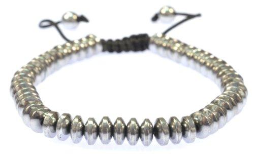 Magnetic Hematite Rondelle Bracelet Arthritis