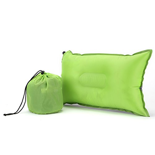 Automatic inflatable travel pillow - 9