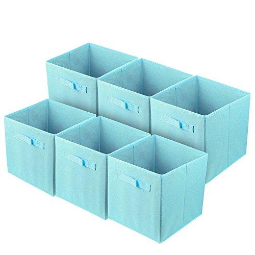 light blue bin - 2