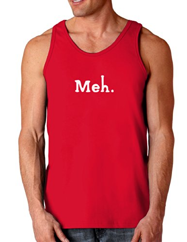 TooLoud Meh Dark Muscle Shirt