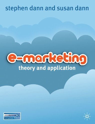 Download E-Marketing: Theory and Application Pdf