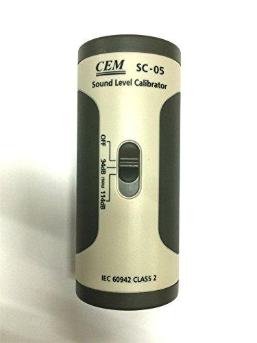 CEM SC-05 Sound Level Calibrator for 1/2