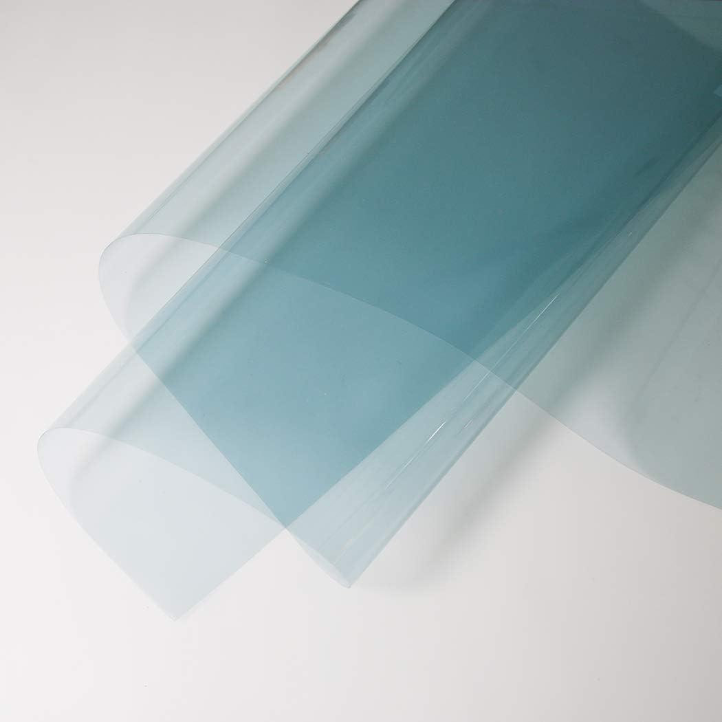 Nano Ceramic Car Front Window Film 99% Anti UV Heat Insulation Sun Blocking Solar Window Tint for Car Windshield Rear Side Window, 20Inch X 10Feet Roll 80% VLT