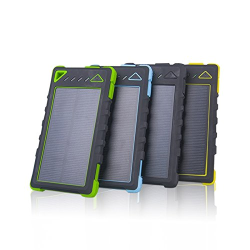 PowerLocus Universal External Battery Pack Solar Power Charger