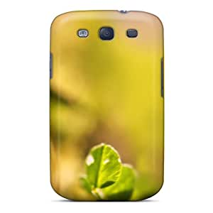 TcXzx36257CuFSF Case Cover Clover Galaxy S3 Protective Case