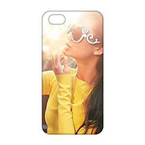 Sexy Brunette 3D Phone Case for iPhone 5s wangjiang maoyi