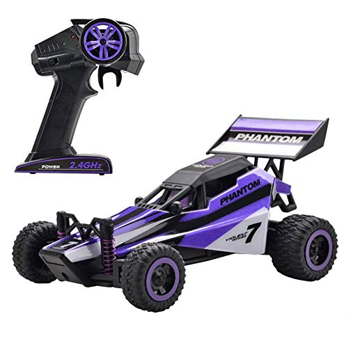 High Speed Anti – Drop Anti - Collision Remote Control Drift Car Remote Control Car Toy Full Scale 1 : 32 Wireless Remote Control Racing (Off Race Buggies Road)