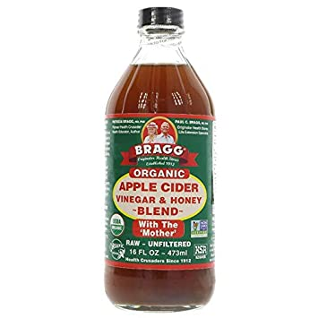 Bragg USDA - Vinagre de Manzana sin Gluten, orgánico, 40,64 ...