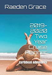 This is a unique two year planner to help you plan out your cruises. Many people like to plan their cruise vacations one to two years out so this would be a great way to keep up with making payments, planning excursions, itineraries, p...
