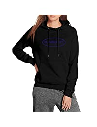 Pupkitten Casual Sweaters Girls Long Sleeve Cool Alumacraft-Logo- Wool Warm Loose Pullover Hooded Sweatshirt