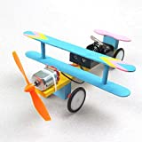 ThinIce DIY Wood Airplanes Electric Biplane