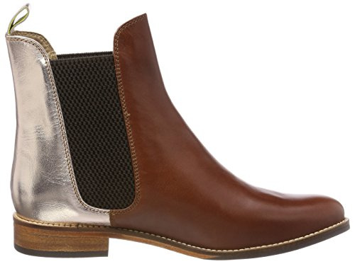 Joules Womens Westbourne Leather Chelsea Boots Rose Gold f3f1yTf