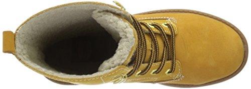 Dockers By Gerli Damen 19pa338-300910 Laarzen Gelb (gouden Tan 910)