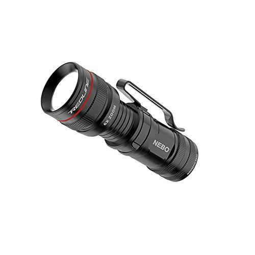 NEBO 6272 Micro Redline Flashlight