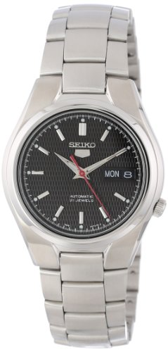 black dial stainless - 4