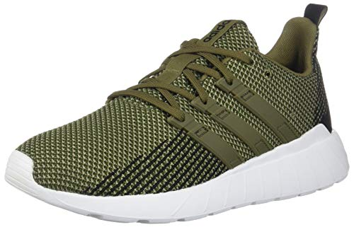 (adidas Men's Questar Flow, raw Khaki/Trace Cargo, 11 M US)