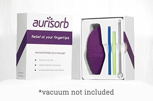 Aurisorb Ⓡ - Ear Cleaner and Wax Remover - Gentle