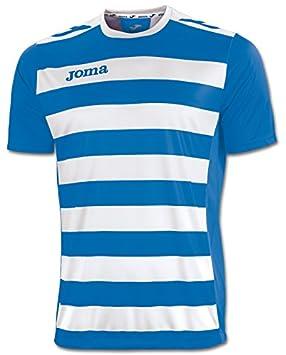 Joma 1211.98 - Camiseta de equipación de Manga Corta para Hombre: Amazon.es: Zapatos y complementos