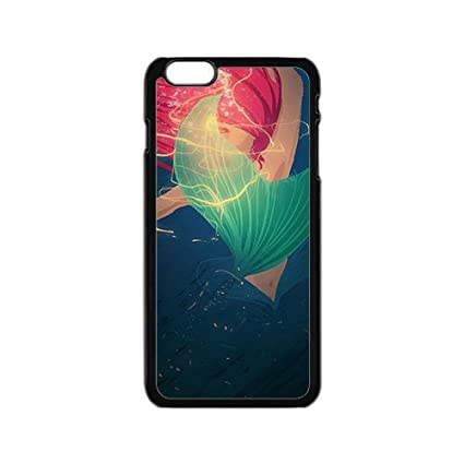 Amazon.com: Lucky Aesthetic mermaid Cell Phone Case Cover ...