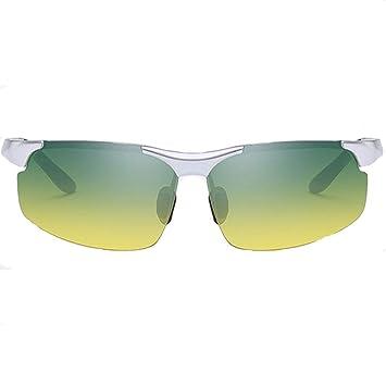 WMYY Gafas De Ciclismo UV400 Anti-Reflejo Protección Radiológica Antichoque Día Y Noche Gafas De