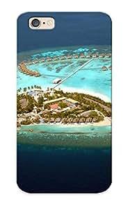 Premium Tpu Centara Grand Island, Maldives Cover Skin Series For Iphone 6