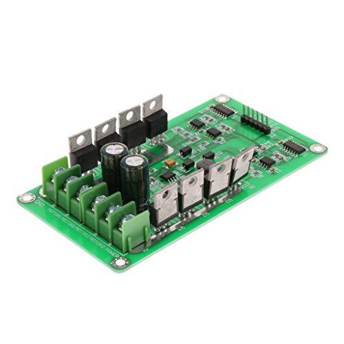 SM SunniMix DC Motor Controller, 10A Dual H-Bridge Mosfet DC Motor Driver Board DC 3V-36V High Power Motor Drive Control by SM SunniMix (Image #2)