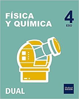 Pack Inicia Dual Física Y Química. Libro Del Alumno - 4º ESO ...