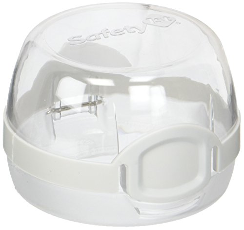 Safety 1st 48409 Clear View Stove Knob Covers 5 Count from Safety 1st
