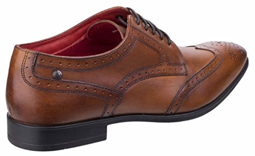 Base London Couronne Hommes Chaussures Tan
