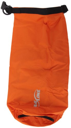SealLine Storm Sack 2.5-Liter Dry Bag, Orange