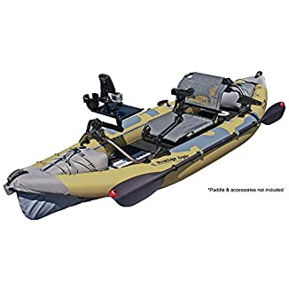 kayak de pesca hinchable