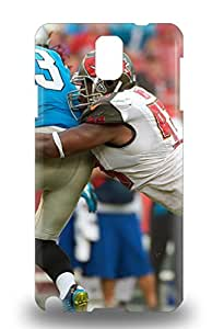 Galaxy Tpu Phone 3D PC Case With Fashionable Look For Galaxy Note 3 NFL Tampa Bay Buccaneers Gerald McCoy #93 ( Custom Picture iPhone 6, iPhone 6 PLUS, iPhone 5, iPhone 5S, iPhone 5C, iPhone 4, iPhone 4S,Galaxy S6,Galaxy S5,Galaxy S4,Galaxy S3,Note 3,iPad Mini-Mini 2,iPad Air )